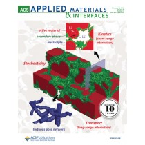 ACS Applied Materials and Interfaces: Volume 10, Issue 8