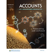 Accounts of Chemical Research: Volume 53, Issue 11