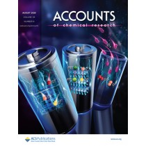 Accounts of Chemical Research: Volume 53, Issue 8