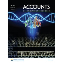Accounts of Chemical Research: Volume 49, Issue 5
