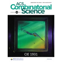 ACS Combinatorial Science: Volume 20, Issue 8