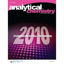 Analytical Chemistry: Volume 82, Issue 12