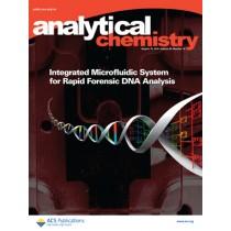 Analytical Chemistry: Volume 82, Issue 16