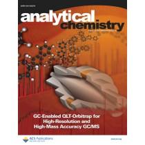 Analytical Chemistry: Volume 82, Issue 20