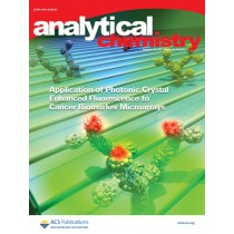 Analytical Chemistry: Volume 83, Issue 4