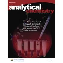 Analytical Chemistry: Volume 83, Issue 16