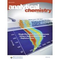 Analytical Chemistry: Volume 83, Issue 20