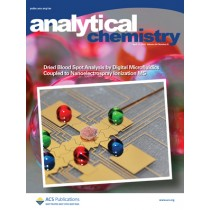Analytical Chemistry: Volume 84, Issue 8