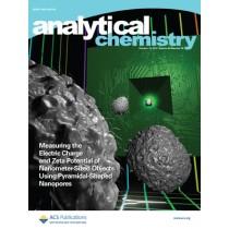 Analytical Chemistry: Volume 84, Issue 20