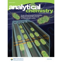 Analytical Chemistry: Volume 85, Issue 8