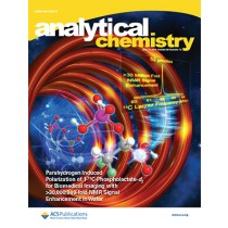 Analytical Chemistry: Volume 86, Issue 12