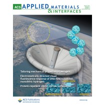 ACS Applied Materials & Interfaces: Volume 3, Issue 3