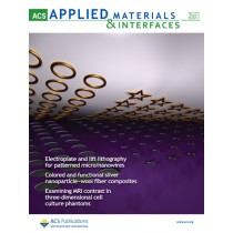 ACS Applied Materials & Interfaces: Volume 3, Issue 4