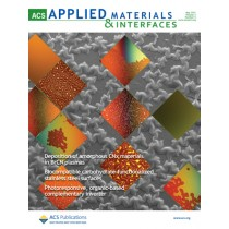 ACS Applied Materials & Interfaces: Volume 3, Issue 5