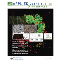 ACS Applied Materials & Interfaces: Volume 3, Issue 8