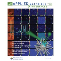 ACS Applied Materials & Interfaces: Volume 3, Issue 9