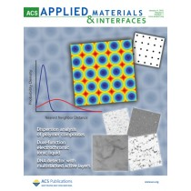 ACS Applied Materials & Interfaces: Volume 5, Issue 1