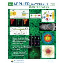 ACS Applied Materials & Interfaces: Volume 5, Issue 8