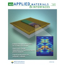 ACS Applied Materials & Interfaces: Volume 5, Issue 10