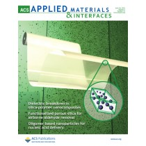 ACS Applied Materials & Interfaces: Volume 5, Issue 12