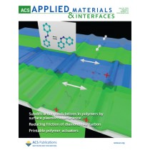 ACS Applied Materials & Interfaces: Volume 5, Issue 13