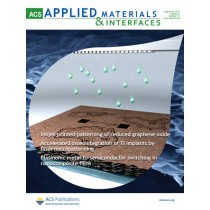 ACS Applied Materials & Interfaces: Volume 5, Issue 16