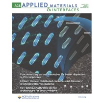 ACS Applied Materials & Interfaces: Volume 6, Issue 12