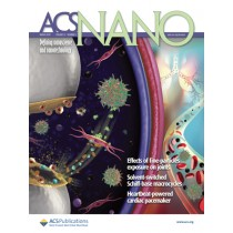 ACS Nano : Volume 13, Issue 3