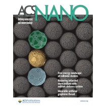 ACS Nano : Volume 13, Issue 8