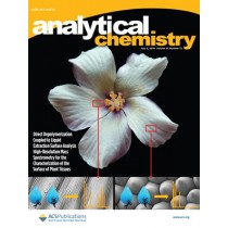 Analytical Chemistry: Volume 91, Issue 13