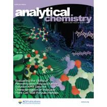 Analytical Chemistry: Volume 92, Issue 19