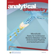 Analytical Chemistry: Volume 86, Issue 20