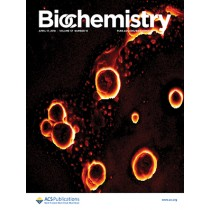 Biochemistry: Volume 57, Issue 15