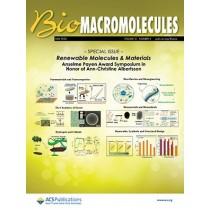 Biomacromolecules: Volume 21, Issue 5