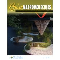 Biomacromolecules: Volume 22, Issue 4