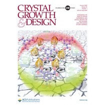 Crystal Growth & Design: Volume 20, Issue 1