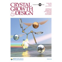Crystal Growth & Design: Volume 20, Issue 9