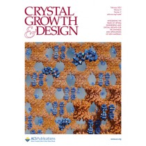 Crystal Growth & Design: Volume 21, Issue 2