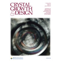Crystal Growth & Design: Volume 14, Issue 12
