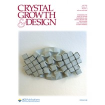 Crystal Growth and Design: Volume 16, Issue 7
