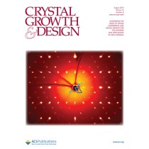 Crystal Growth and Design: Volume 16, Issue 8
