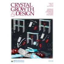 Crystal Growth & Design: Volume 17, Issue 10