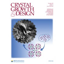 Crystal Growth & Design: Volume 17, Issue 12