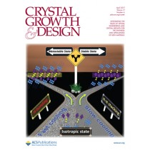 Crystal Growth & Design: Volume 17, Issue 4