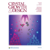 Crystal Growth & Design: Volume 18, Issue 10