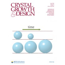 Crystal Growth & Design: Volume 18, Issue 4