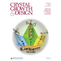 Crystal Growth & Design: Volume 18, Issue 9