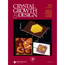 Crystal Growth & Design: Volume 10, Issue 8