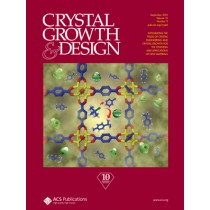 Crystal Growth & Design: Volume 10, Issue 9