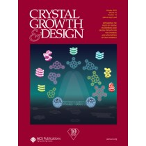 Crystal Growth & Design: Volume 10, Issue 10
